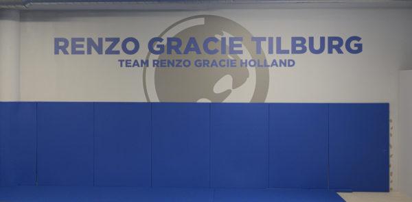 Logo Renzo Gracie Tilburg