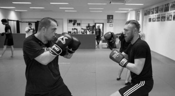 Renzo Gracie Tilburg boksles